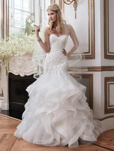 Justin Alexander Bridalwear in Carlisle from Simply Koko Bridal Boutique
