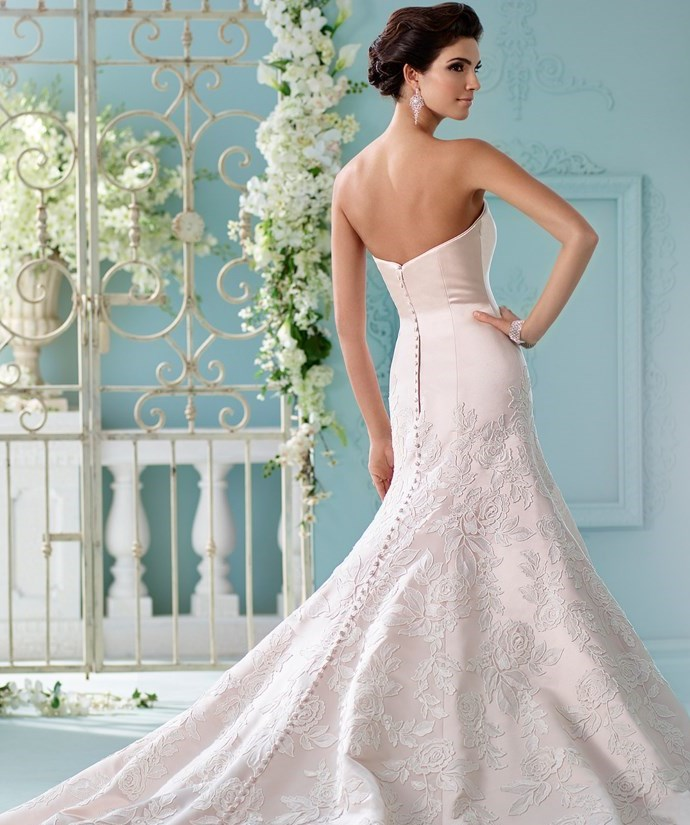 Wedding dresses in Carlisle by David Tutera