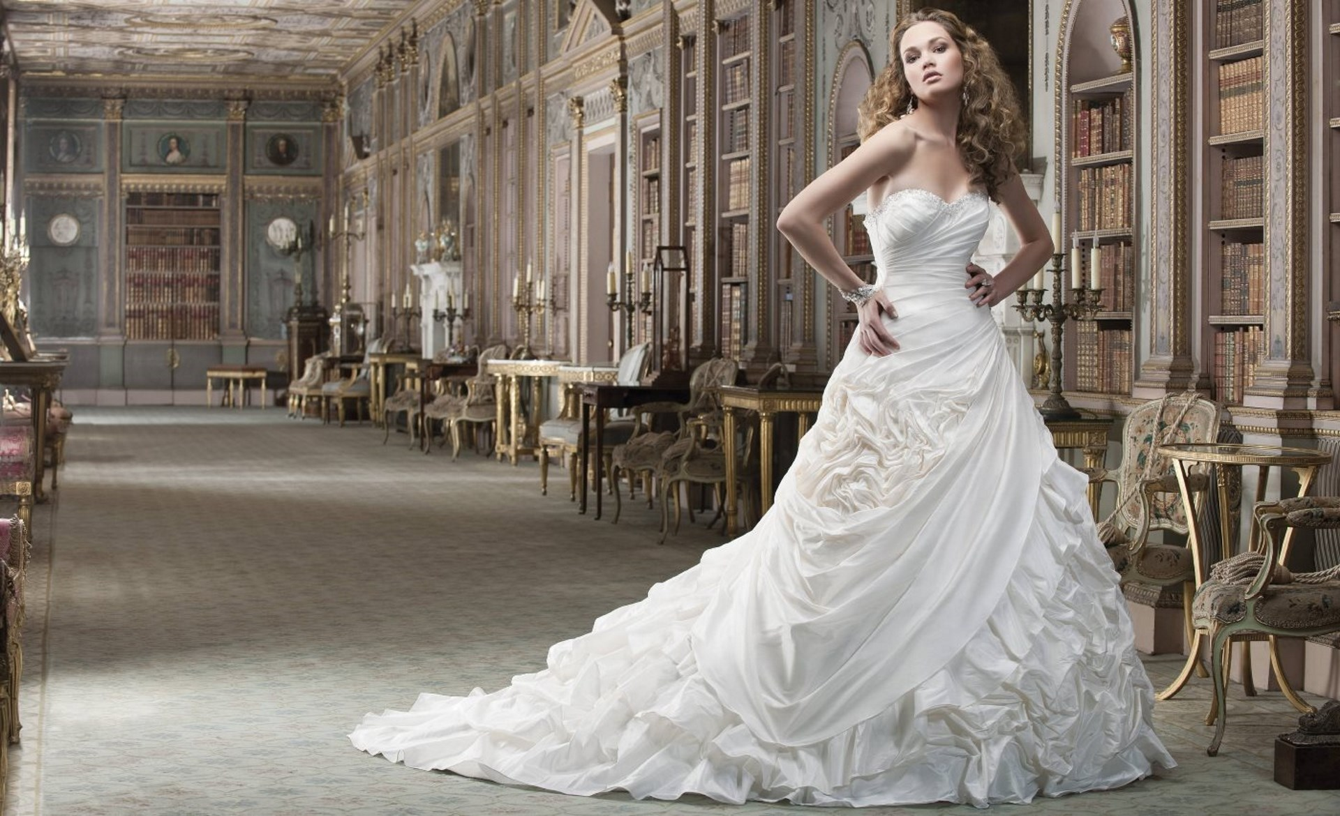 David Tutera Wedding Dresses in Carlisle from Simply Koko