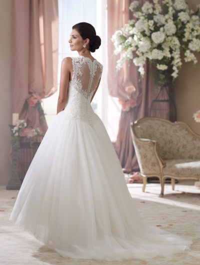 David Tutera Bridalwear in Carlisle from Simply Koko Bridal Boutique