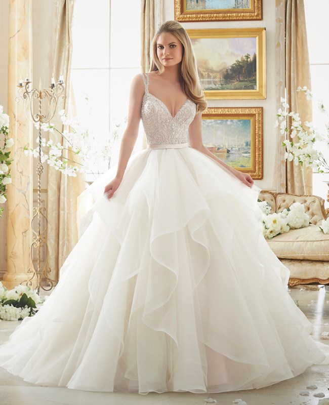 Wedding dresses in Carlisle by Morilee