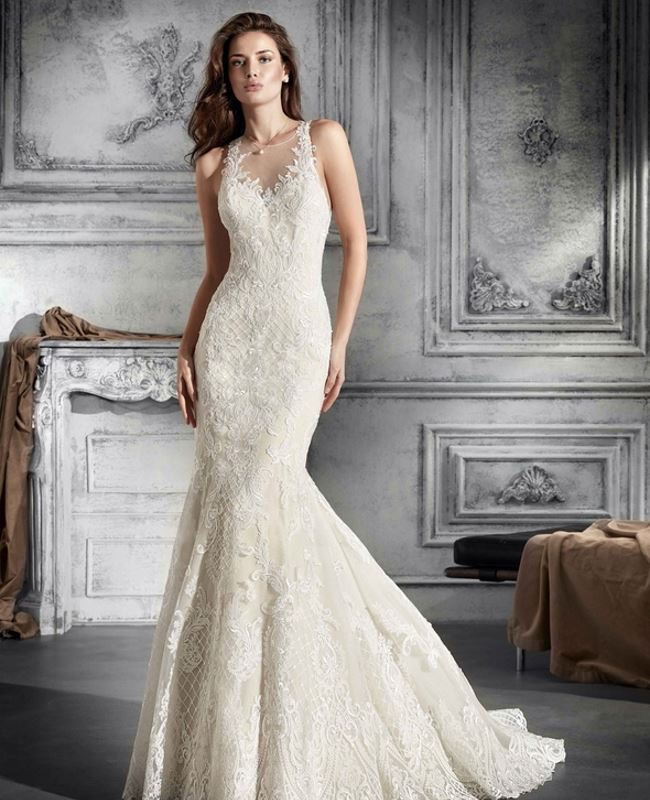 Wedding dresses in Carlisle by Demetrios
