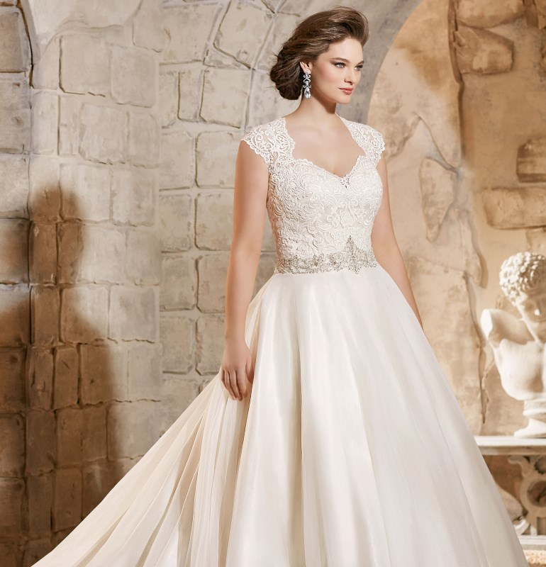 Curvy Couture Wedding dresses in Carlisle by Morilee Julietta