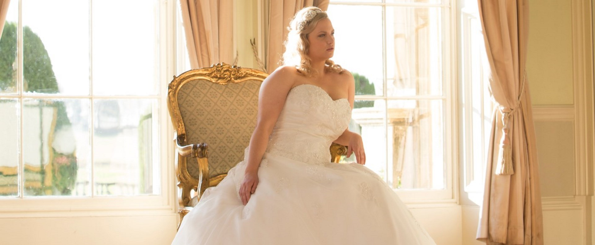 Sacha James Curvy Wedding Dresses in Carlisle from Simply Koko
